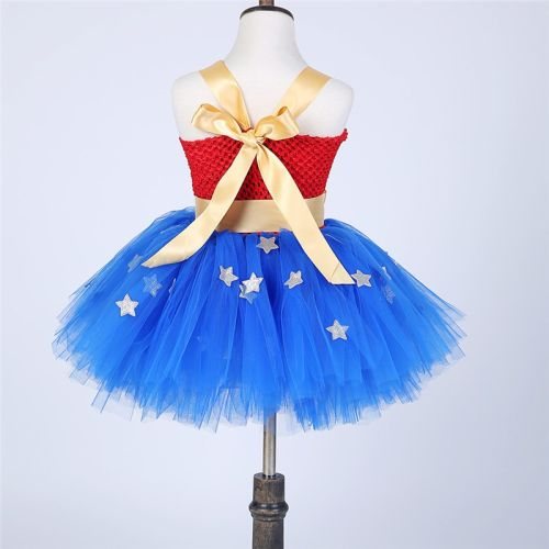 Wonder Woman Costume for Baby 2