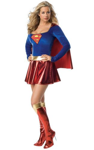 Wonder Woman Costume Girl