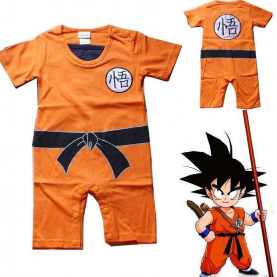 goku costume for toddler
