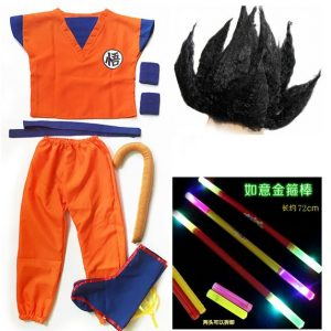 goku costume full set