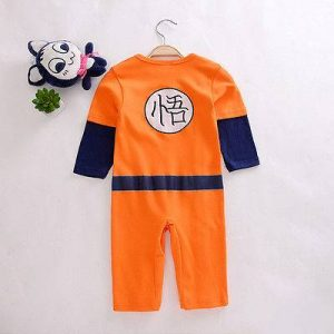 goku costume toddler