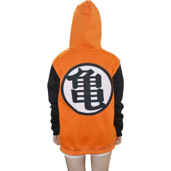 goku hoodie jacket for women