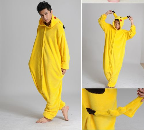 pikachu Costume Adult