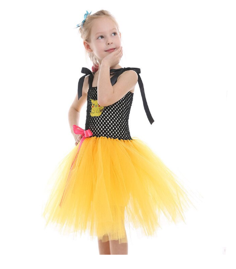 Baby Girl Pikachu Costume