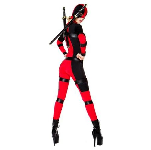 Dead pool Costumes and Accessories for woman