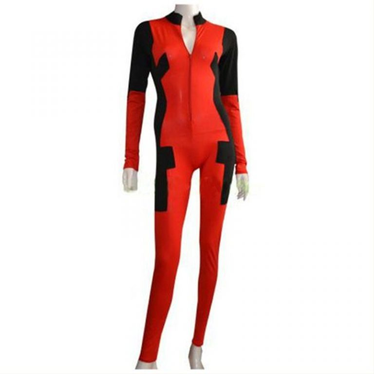 Deadpool Costume  for Woman 1