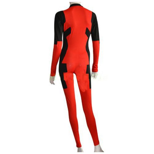 Deadpool Costume  for Woman 2