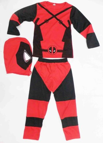 Deadpool Costumes Kids