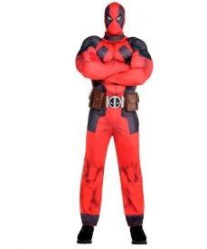 Deadpool costume for Adult man