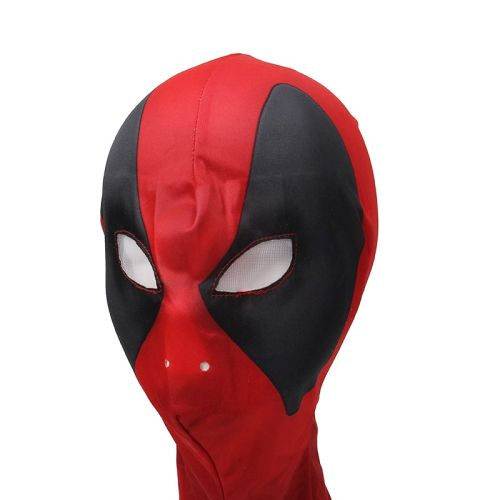 Deadpool costume for Adult man mask