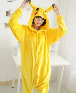 Pikachu Costume woman