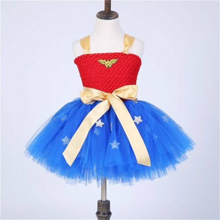 Wonder Woman Costume for Baby 1