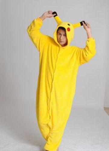 pikachu Costume Adult new one