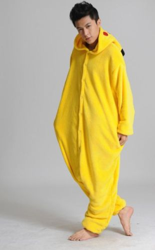 pikachu Costumes Adult new