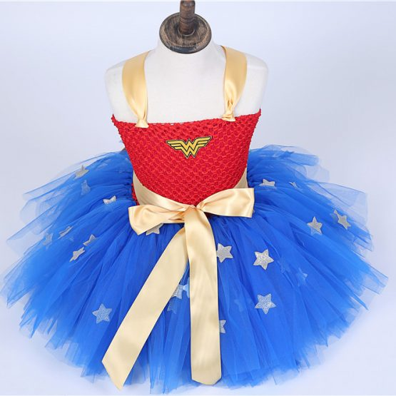 Wonder Woman Costume for Baby 5