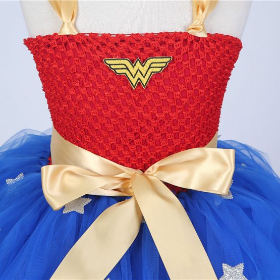 Wonder Woman Costume for Baby 8