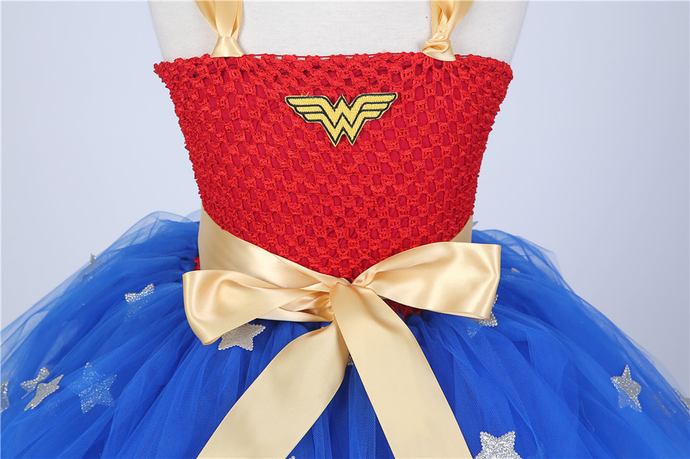 Wonder women kids costume