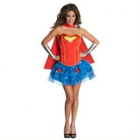 Wonder Woman Shorts Costume 9