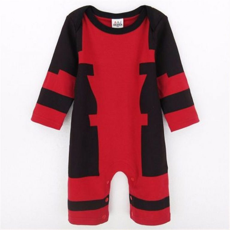 Deadpool Costume for Baby/Toddler 7