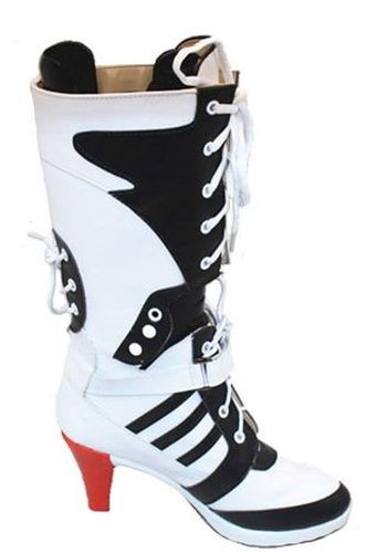 Harley Quinn Costumes Boots
