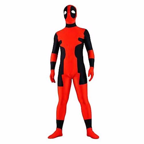 Deadpool Costume for Plus Size 4