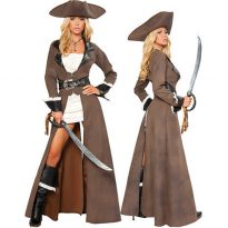 Pirate Costume for Adult 4