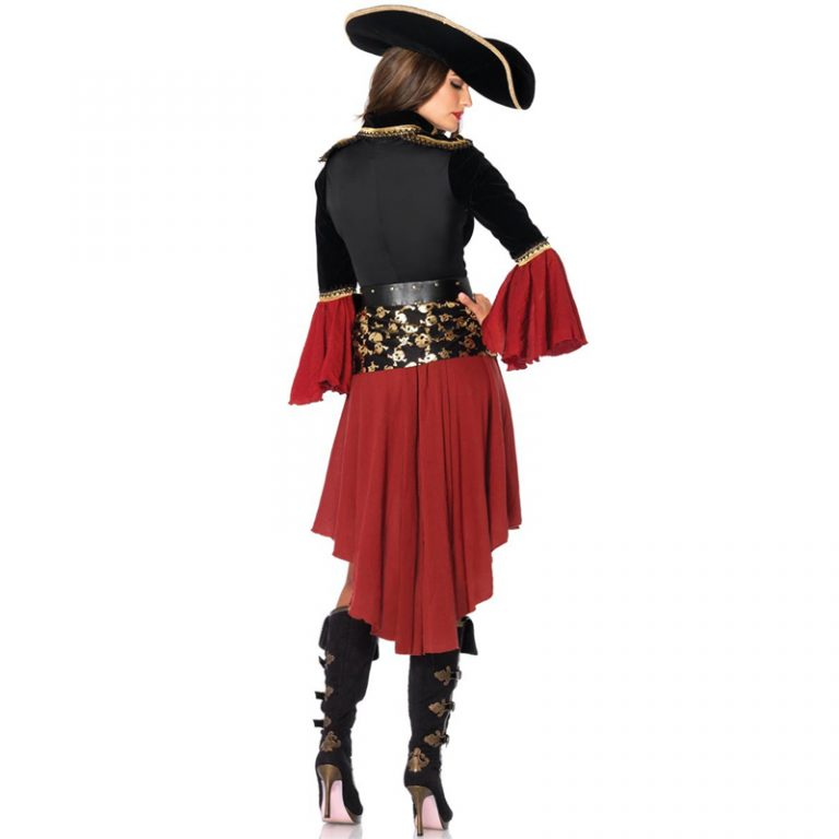 Pirates Costume for Women 2