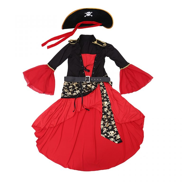 Pirates Costume for Women 3