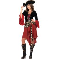 Pirate Costume for Kids With Sword 12