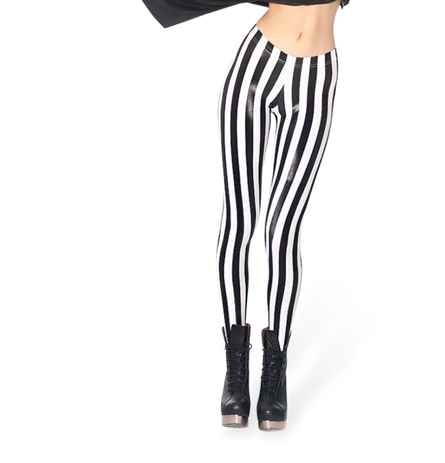 Beetlejuice Sexy Leggings for Girls 2