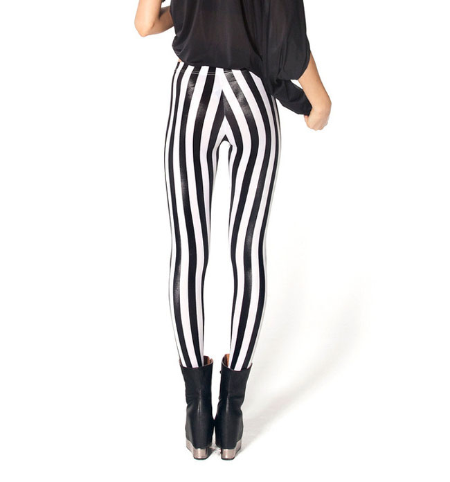Beetlejuice Sexy Leggings for Girls 4