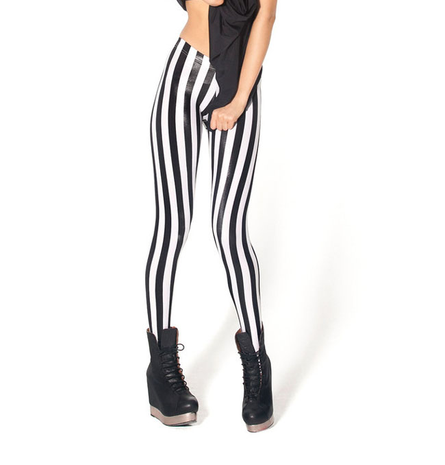 Beetlejuice Sexy Leggings for Girls 11