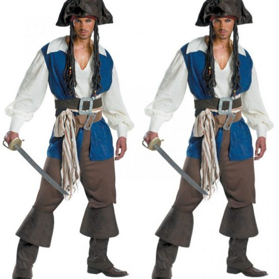 Pirate Costume for Adult 3