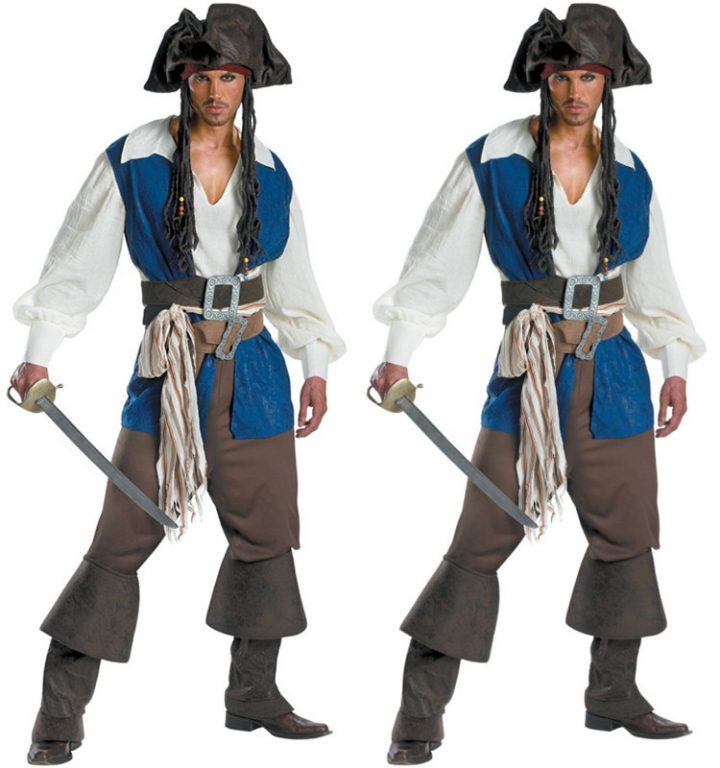 Pirate Costume for Adult 2