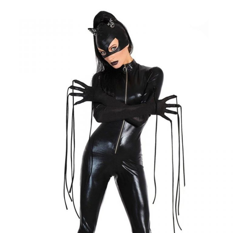 Fancy Catwoman Costume For Women 1