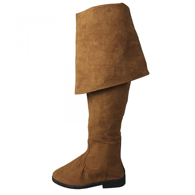 Pirate costume Cosplay Boots for Adults 2