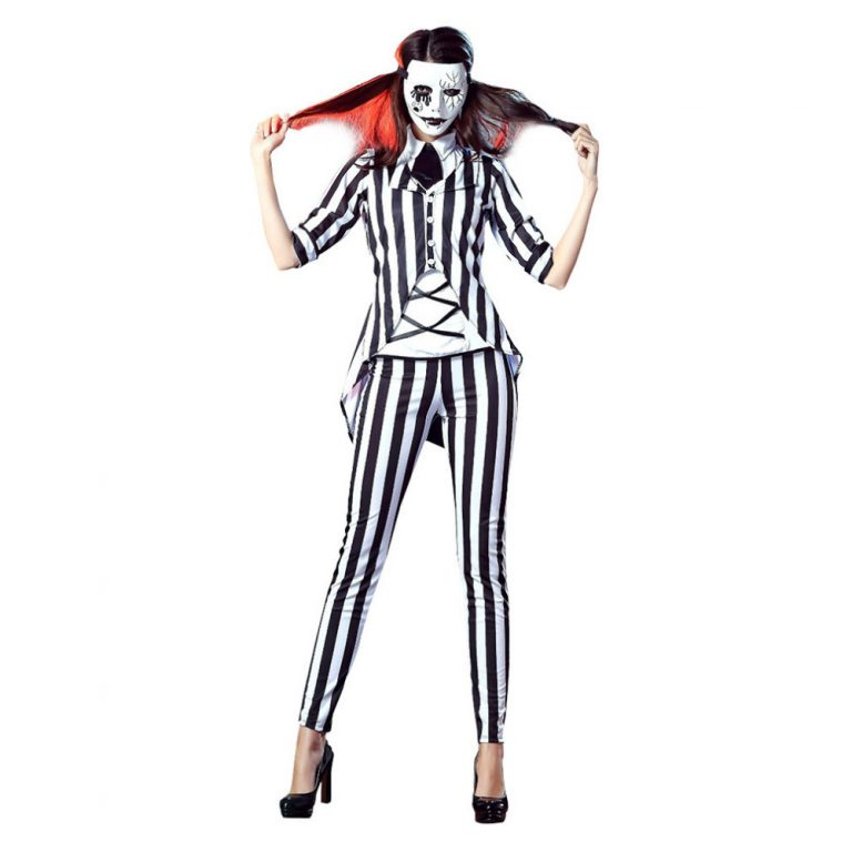 Beetlejuice Costume for Women 3