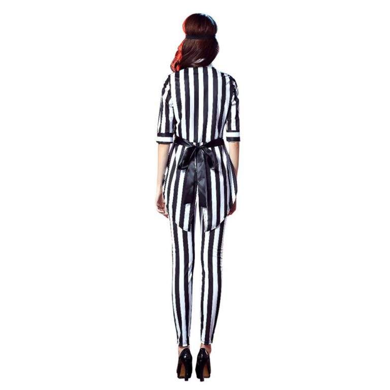 Beetlejuice Costume for Women 4