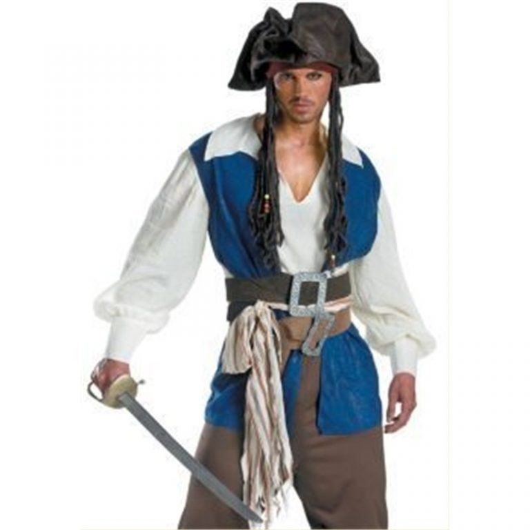 Pirate Costume for Adult 1