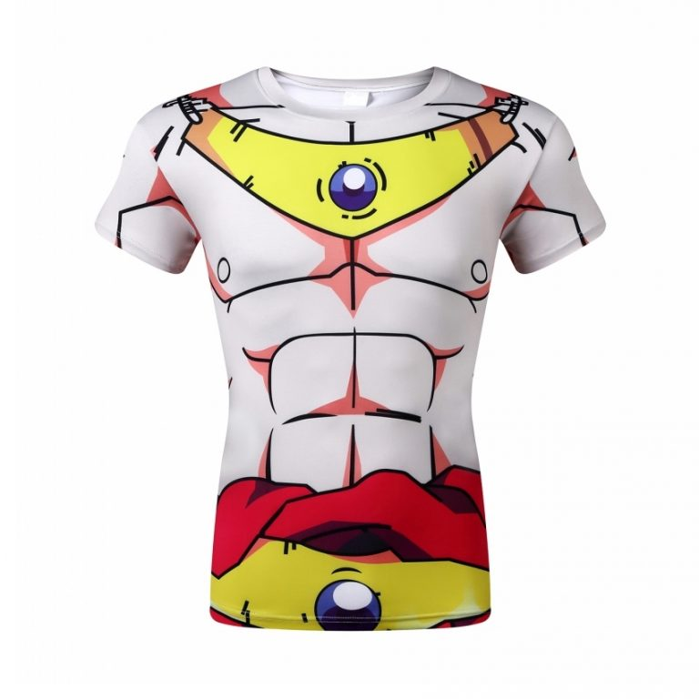 Dragon Ball Z Son Goku 3d T-shirt for Men 6