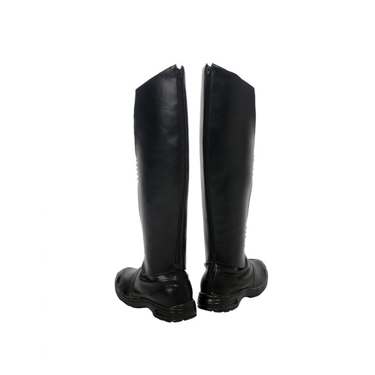 Loki Black Boots for Male 2