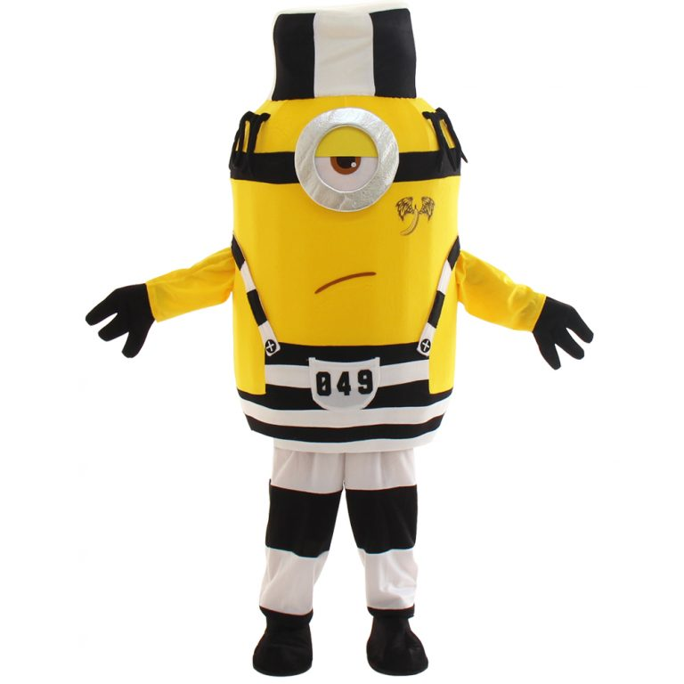 Minions Costume for Adult 8