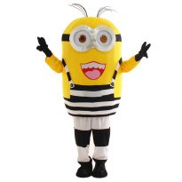 Pink Minions Costume for Girls 6