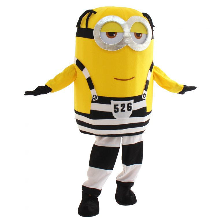 Minions Costume for Adult 4