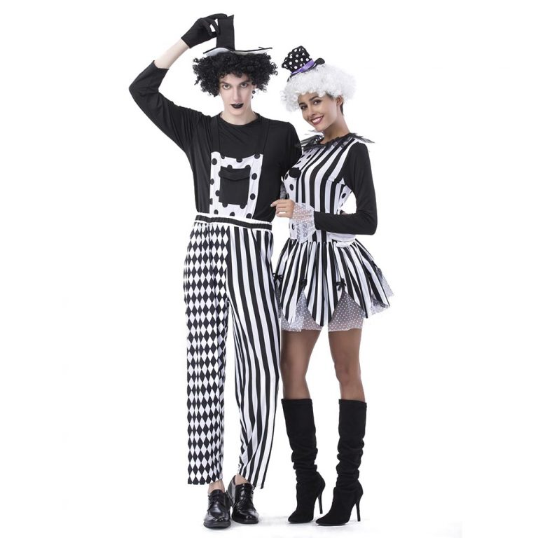Killer Clown Halloween Costumes For Girls.Buy Scary Halloween Costumes And Accessories On Sale