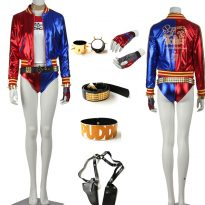 Adult Sexy Harley Quinn Costume 10