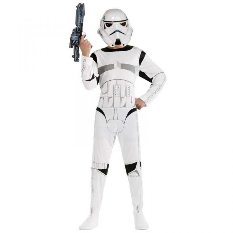 Star War Darth Vader Cosplay Costume For Kids 2
