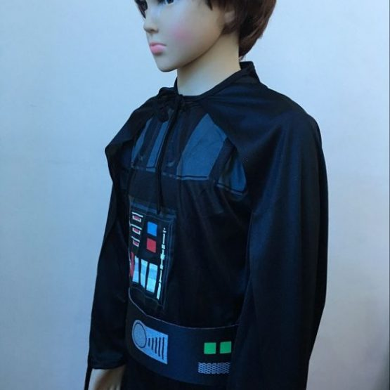 Star War Darth Vader Cosplay Costume For Kids 7