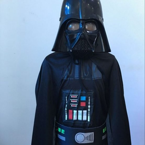 Star War Darth Vader Cosplay Costume For Kids 8