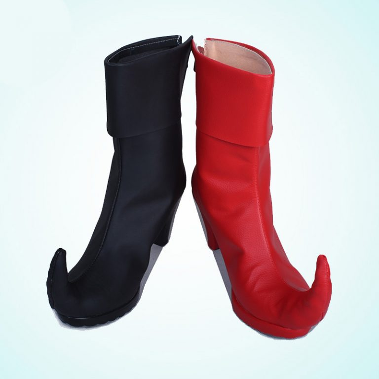 Batman Suicide Squad Harley Quinn Boots The Joker Cosplay